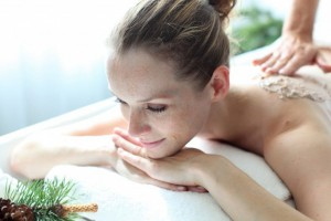 Body Scrub con Massaggio