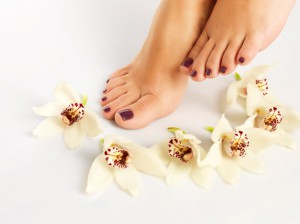 Keratin Pedicure